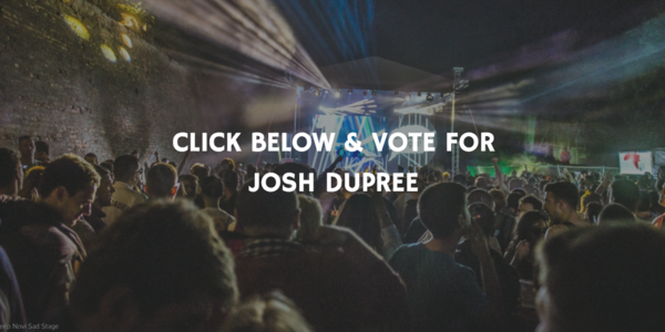 Help Guy, aka Josh Dupree, get a gig at Exit Festival in Serbia!
