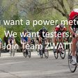 Want a power meter? Team ZWATT looking for testers
