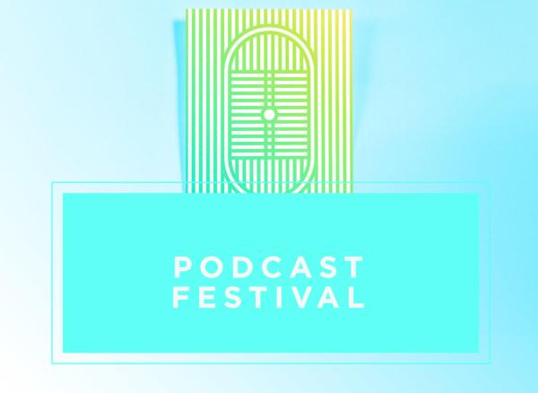 Het allereerste podcastfestival: vrijdag 3 juni 2016.