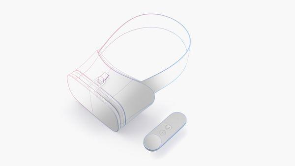 Geen eigen headset, maar wel richtlijnen voor het ontwikkelen van VR hardware.