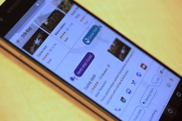 Google Allo moet de strijd aan gaan met WhatsApp, FB Messenger en iMessage.