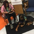 Therapy Dogs Work Wonders for Struggling Readers