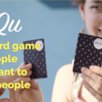 WeQu - The card game for people who want to know people