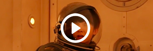 The Space Between Us –Official Trailer
