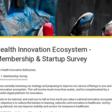 Health Innovation Ecosystem - Membership & Startup Survey