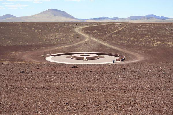 Roden Crater, Arizona