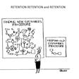 Tracking retention with Google Analytics