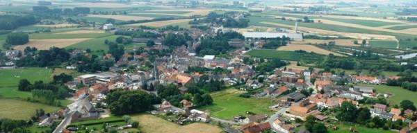 Frasnes-lez-Anvaing à la pointe de la technologie grâce à une expérience pilote. Photo: Frasnes-Lez-Anvaing
