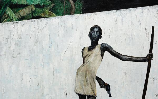 Ronald Ophuis, Girl with Gun, Sierra Leone 2001 (2011)