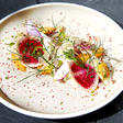 Review: Inside the grand Hollywood restaurant Paley | LA Times