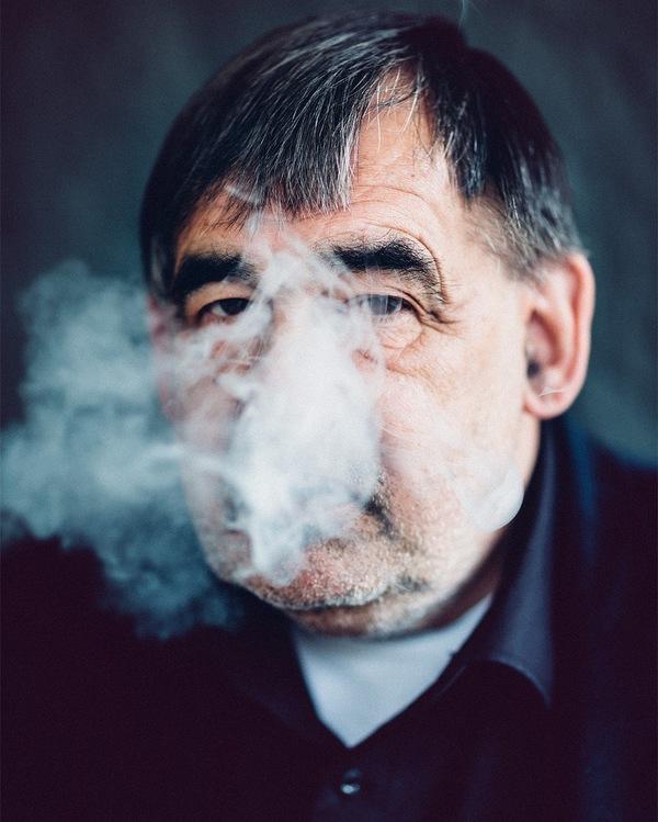 Portretteerde ik Ad Vlemmix, de geestelijk vader van Breda Photo