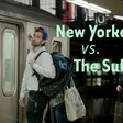 Watch NYers' Hearts Break As They JUST Miss The Subway Train