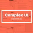 10 Inspiring Examples of Complex UI – Sixbees