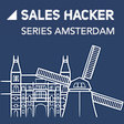 2016's 3rd #saleshackerams, Amsterdam's #1 Sales & Business Development Meetup on July 21 at WeWork Weteringschans