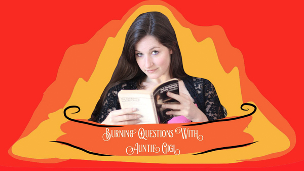 Tune in to Burning Questions Tuesday at 4pm EST