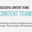 4 Content Checklists to Take Your Content Strategy to the Next Level - Content Science Review