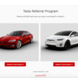 How Tesla Uses MarTech to Develop Its Referral Programs