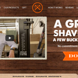 Shaving start-up firm bought by Unilever