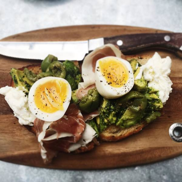 """Avocado Toast"" by Tavern (@foodiexcollective)"
