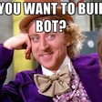 So you want to build a chat bot?