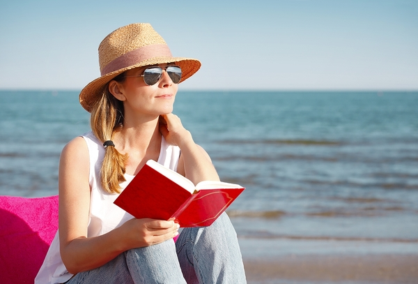 Fancy a new read on your Summer holiday?