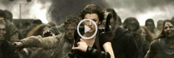 Resident Evil: The Final Chapter   Official Teaser Trailer