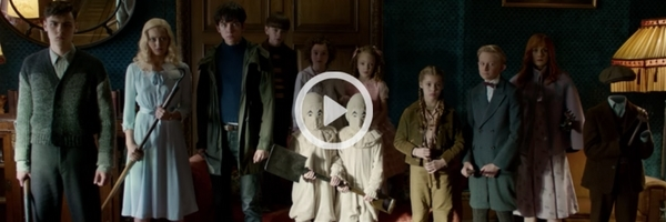 Miss Peregrine's Home for Peculiar Children | Set Tour with Ransom Riggs