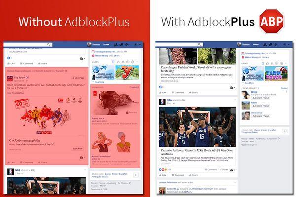 AdblockPlus is trots