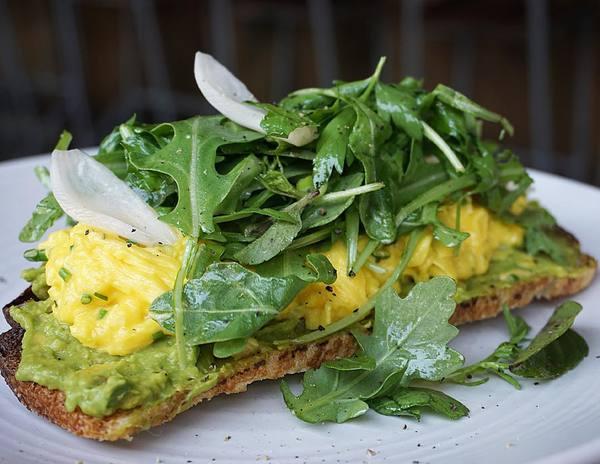 """California Toast"" by Osteria La Buca (@losangelesfoodiegirl)"