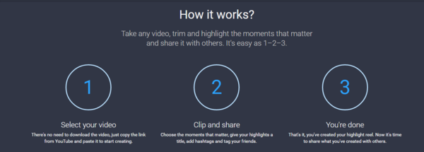 The learning curve is flat. 3 steps to better video