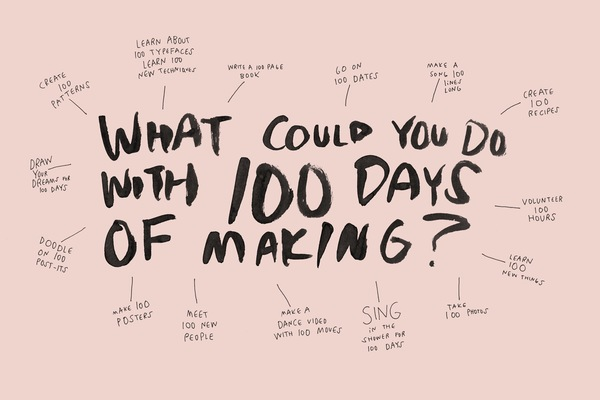 What's your 100 day plan?