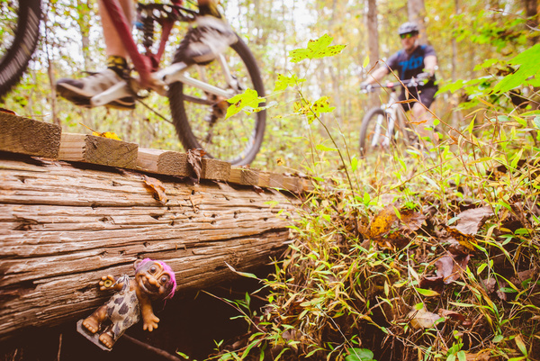 """If you can ride this trail, it gives you the skills to attempt anything anywhere"""