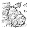 Generating Fantasy Maps from Randomness