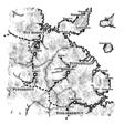 Generating Fantasy Maps from Randomness