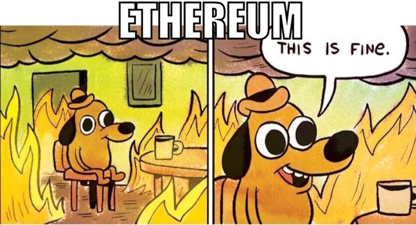 The ETC/ETH Split Continues