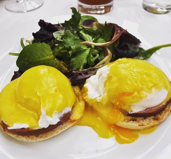 """Eggs Benedict"" by James Beach (@james_beach)"