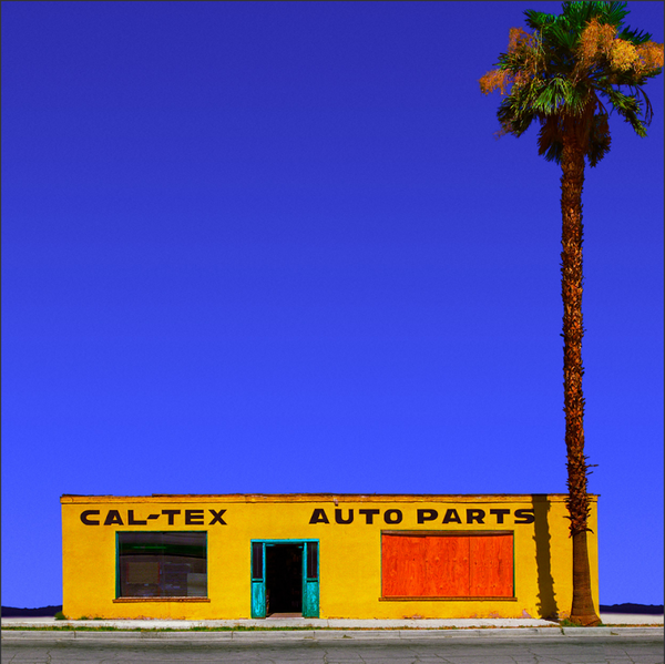 From Desert Reality by Ed Freeman