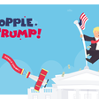 Site Design: Topple Trump! | It's The Game You'll Love To Hate