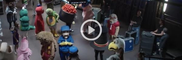 Mascots | Official Trailer