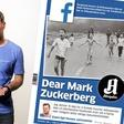 Facebook worstelt met journalistieke verantwoordelijkheid