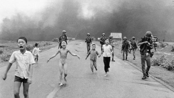 Vietnam, 1972. Foto AP / Nick Ut