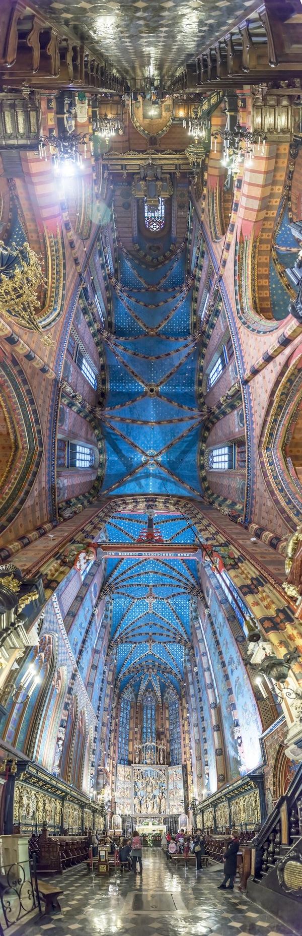 St. Mathias in Budapest via MyModernMet.com
