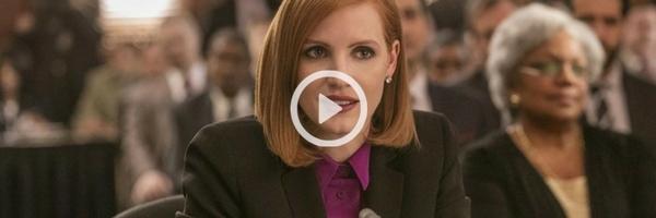 Miss Sloane | Teaser Trailer