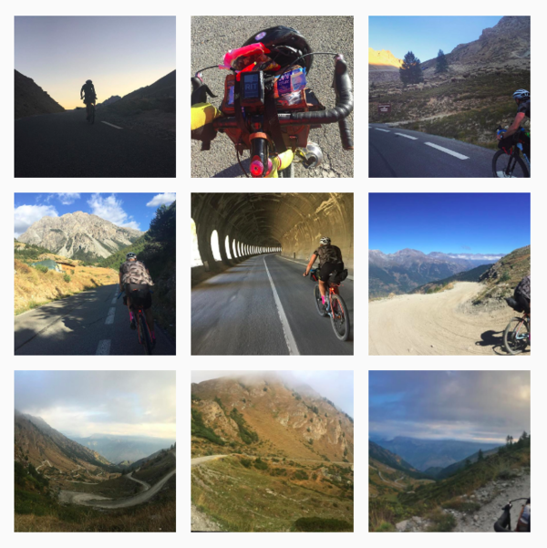 Lots of climbing. Lots of gravel. Lots of gravel climbing.