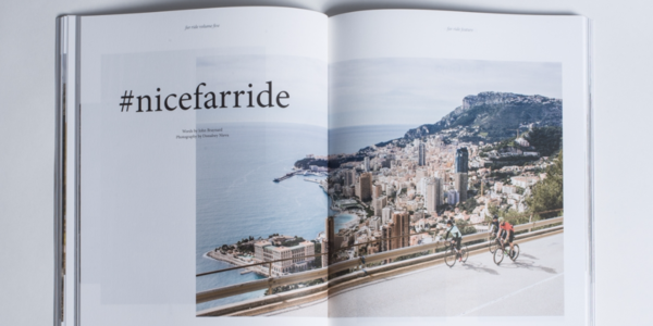 The team at Far Ride Magazine have really outdone themselves this issue!