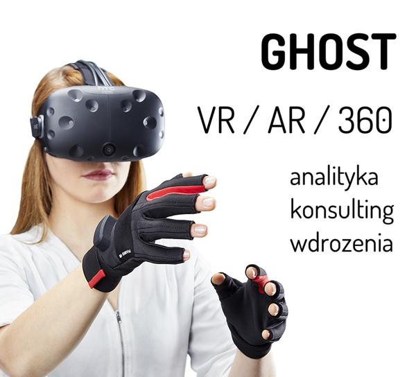 Analityka, konsulting, wdrożenia: a VR / AR / zdjęciach 360 wiemy wszystko!