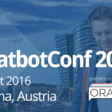 ChatbotConf 2016 • 14 Oct 2016 • Vienna, Austria