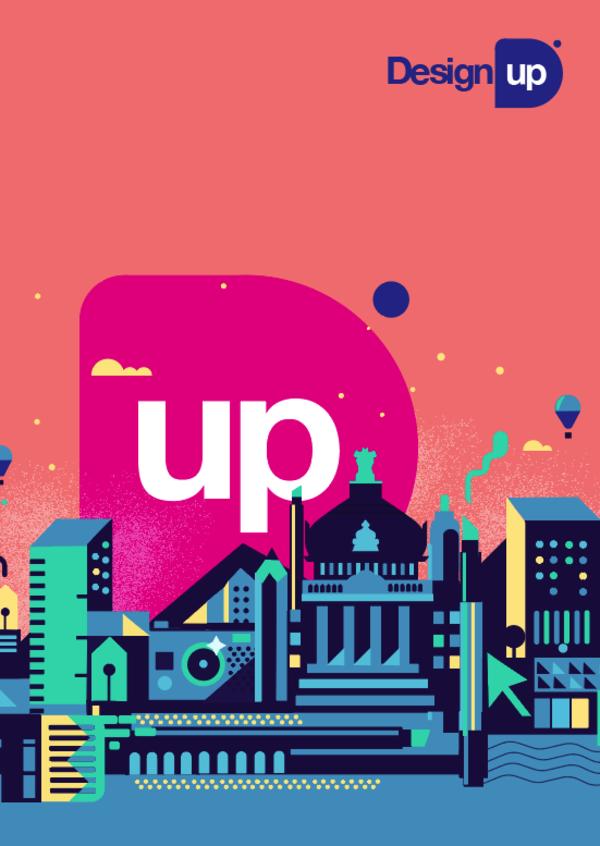 DesignUp: A first of its kind Conference focused on Design For StartUps