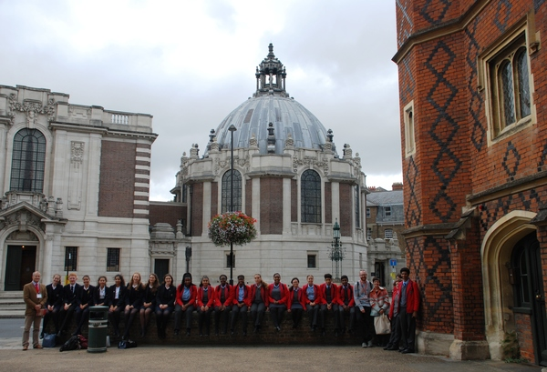 #cityfamily City of London Academy Hackney & City of London Freemen's School at Eton College