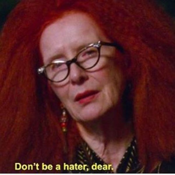 advice for the week, babe.